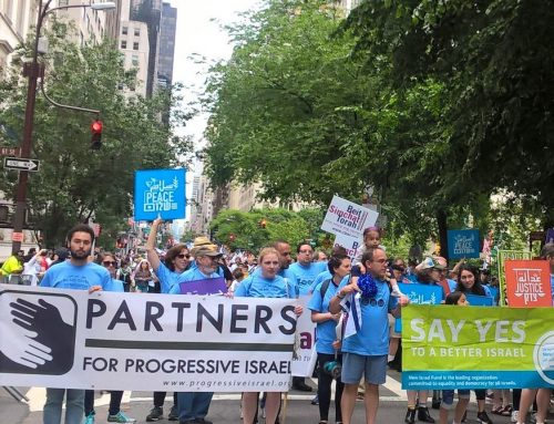 Can Progressive Americans Contribute to a Revival of the Israeli Left?