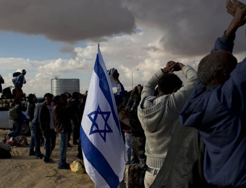 Welcome the Stranger: Refugees and Asylum-Seekers in Israel