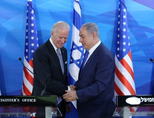 Plea to VP Biden to help STOP ANNEXATION NOW