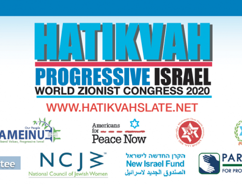 The 38th WORLD ZIONIST CONGRESS
