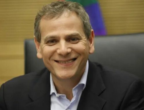 Partners congratulates Nitzan Horowitz as the new chair of Meretz