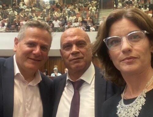 Two Cheers for the New Israeli Government