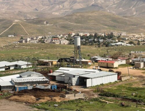 Why Partners for Progressive Israel No LongerCalls for a Settlement Boycott