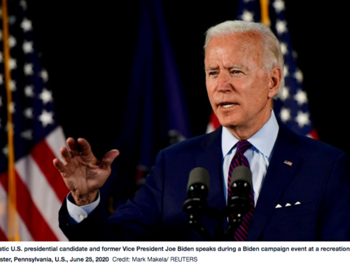 Joe Biden Can, and Should, Stop Israel's Annexation. This Is How