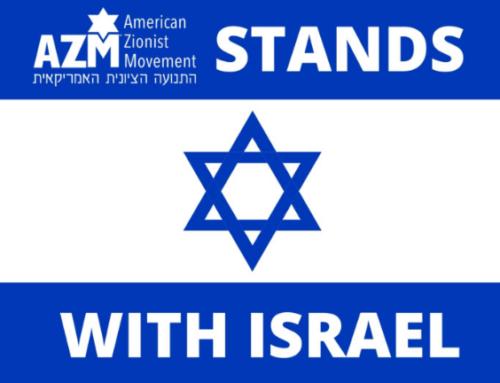 The American Zionist Movement