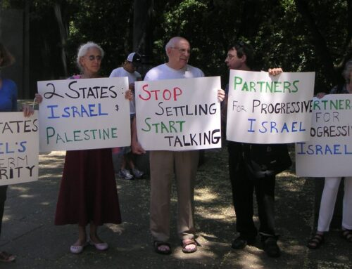 I'm on the American Jewish Left — and I Haven't Abandoned Israel