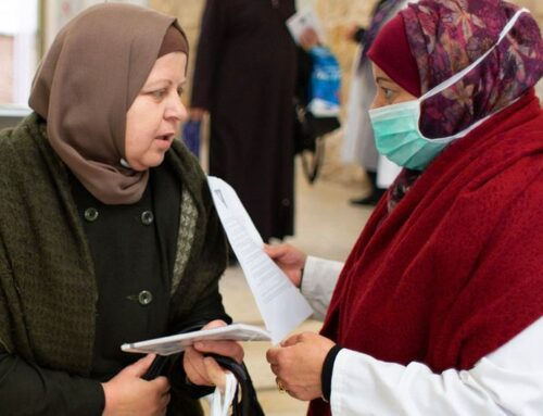 Israel Must Provide Covid-19 Vaccine to Palestinians in the Occupied Territories