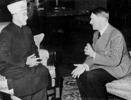 "Progressive Zionists Speak Out Against PM's Statement on the Nazi's Final Solution, Call Claims about Grand Mufti of Jerusalem in 1940s ""False"""
