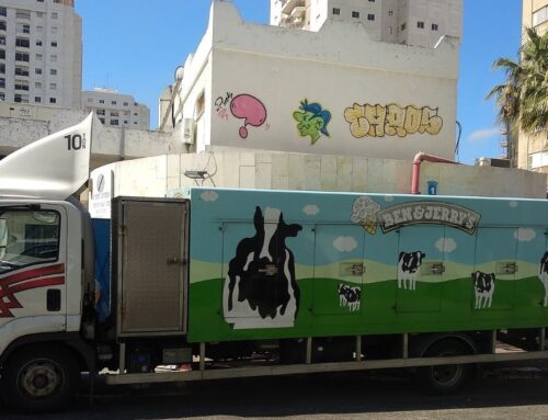 Ben & Jerry's to stop doing business in the settlements