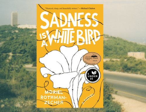 Book Review: Sadness is a White Bird